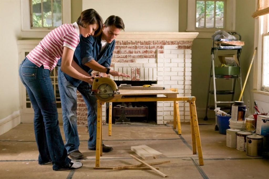 Steps to consider before purchasing home improvement items